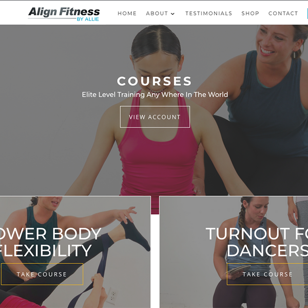 Align Fitness By Allie