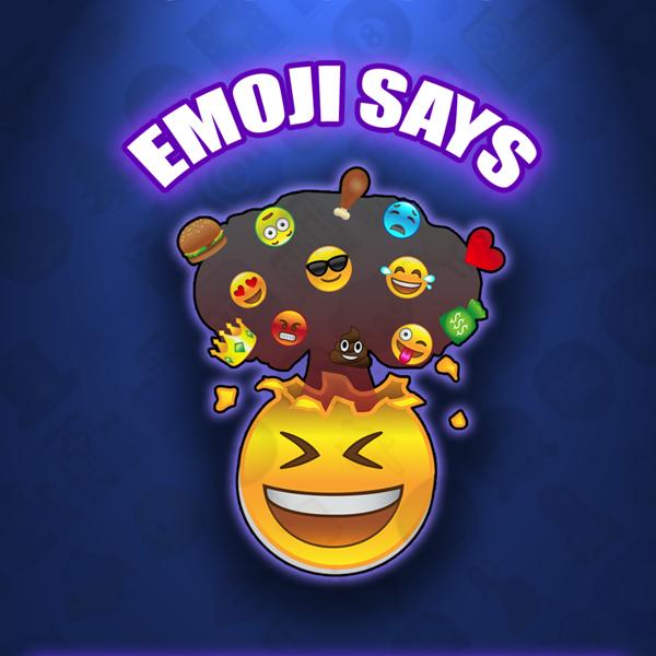 Emoji Says