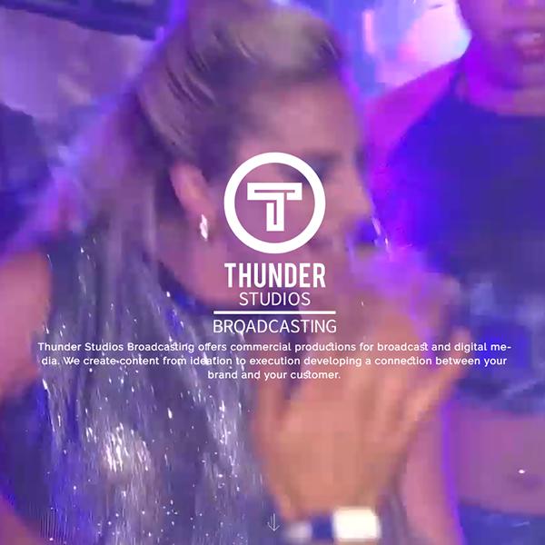 Thunder Studios Broadcasting