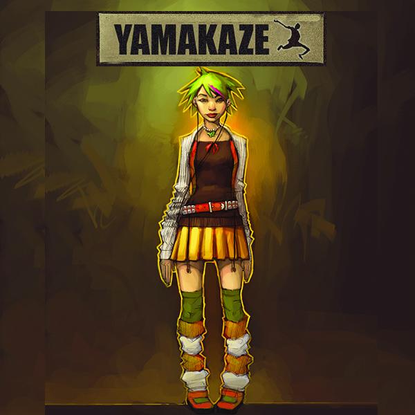 Yamakaze